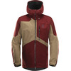 """Haglöfs M's Nengal Insulated Jacket Dark Ruby/Oak"""